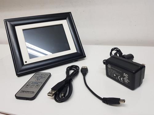 porta retrato digital - pandigital - perfeito - frete grátis