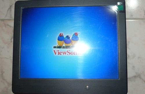 porta retrato digital viewsonic 8'