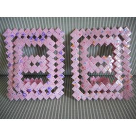Porta-retrato Origami