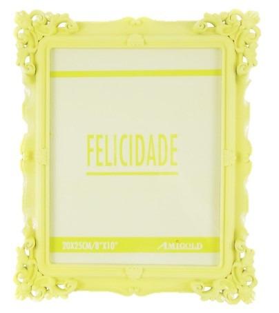 fee2fd489ca27 Porta Retrato Provençal Grande 20x25 Cores Retro 70004 - R  30,00 em ...