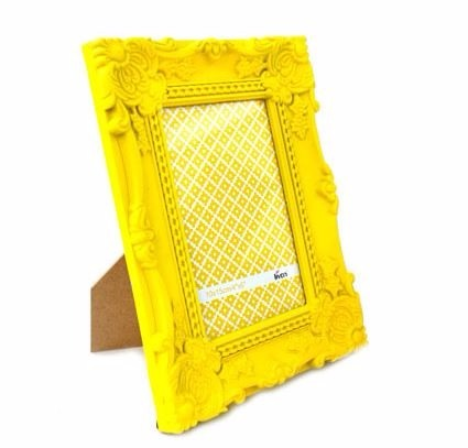 114398662093d Porta Retrato Vintage Provençal 20x25 Cm Cores Retro 74611 - R  29 ...