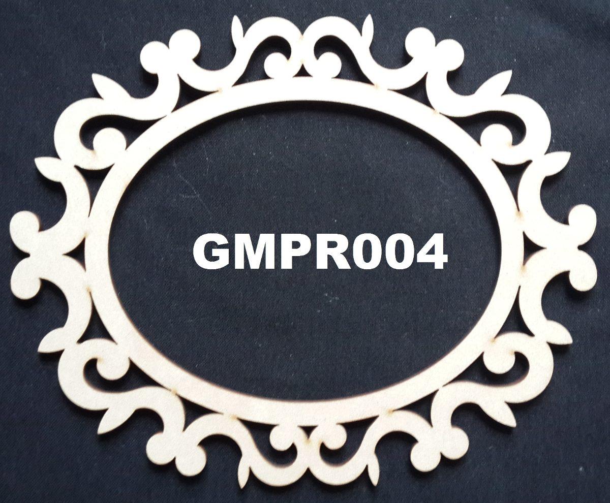 Porta Retratos Mdf Marco Para Fotos Porta Espejo Vintage A3 ...