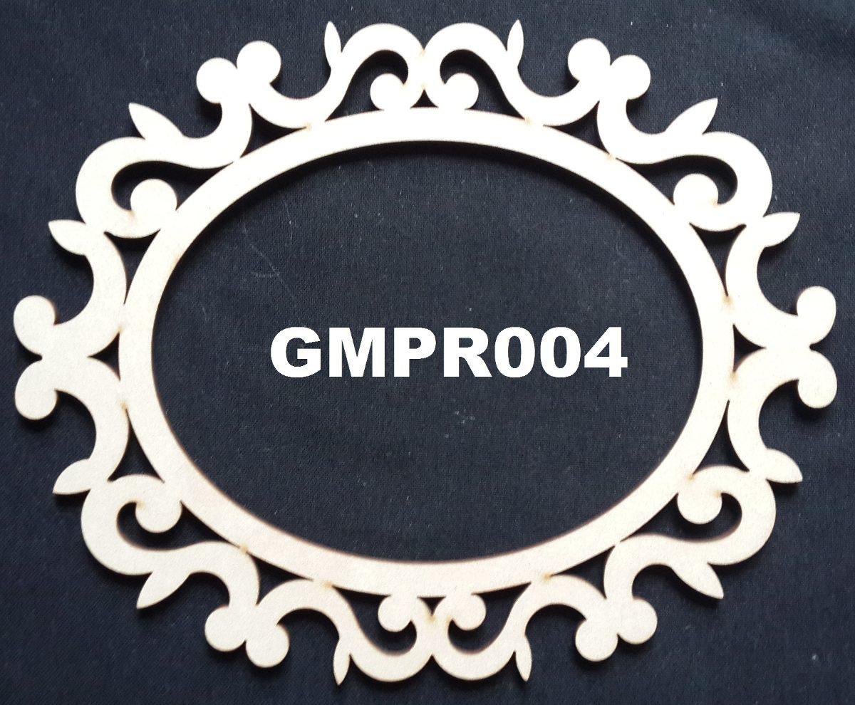 Porta retratos mdf marco para fotos porta espejo vintage for Como hacer espejos vintage