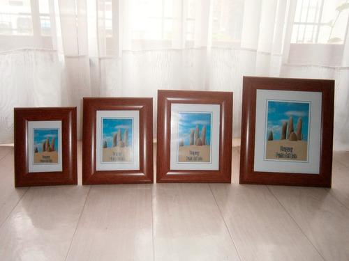 porta retratos para fotos - varios tamaños y modelos! mira!