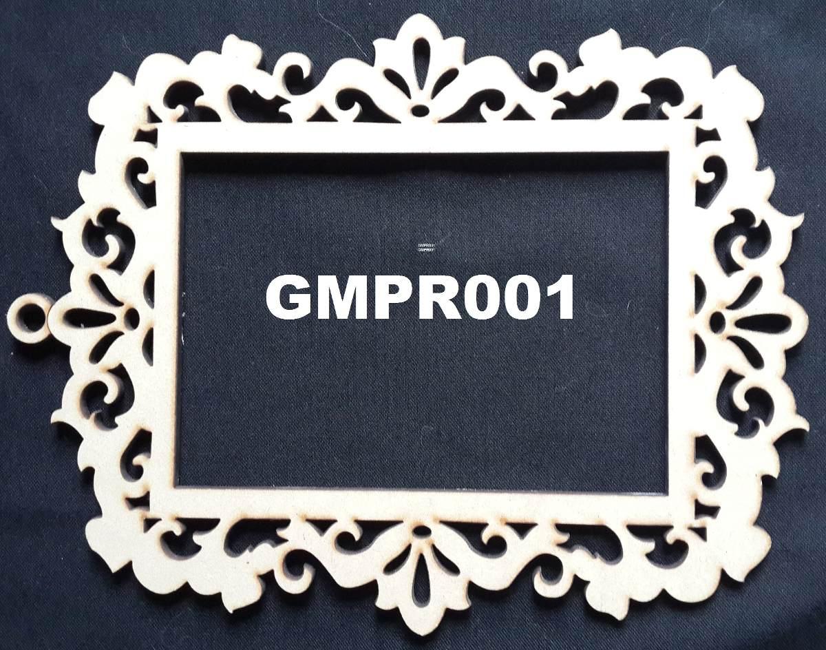 Porta retratos mdf marco para fotos porta espejo vintage for Espejos de pared vintage