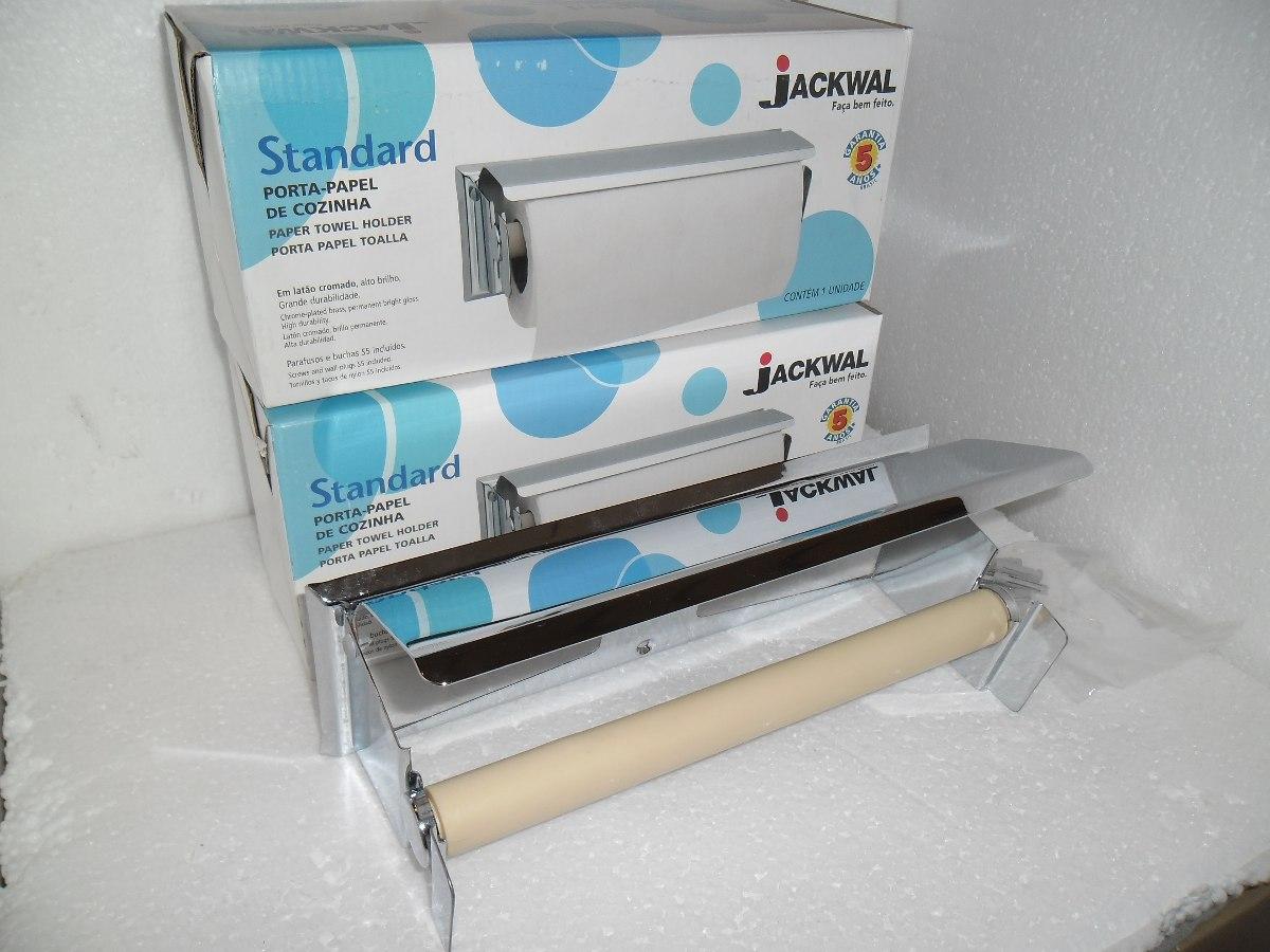 Porta rollo papel de cocina standard nuevo de pared - Papel para pared de cocina ...