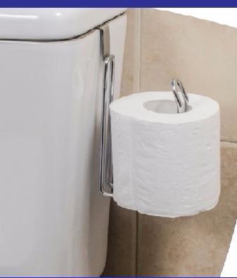 porta rollo porta papel higienico bacha -palermo