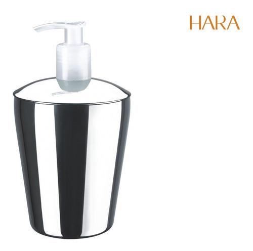 porta sabonete líquido ( aço inox ) marca hara