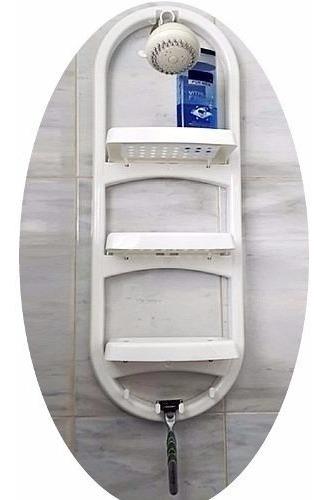 porta shampoo 3 niveles