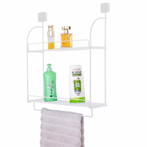 porta shampoo banheiro