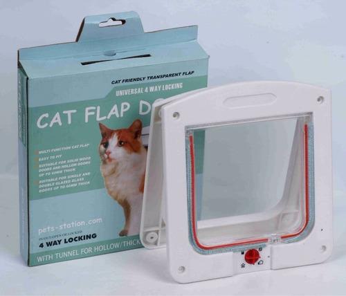 porta sistema 4 em 1 controla fluxo gato/cachorro