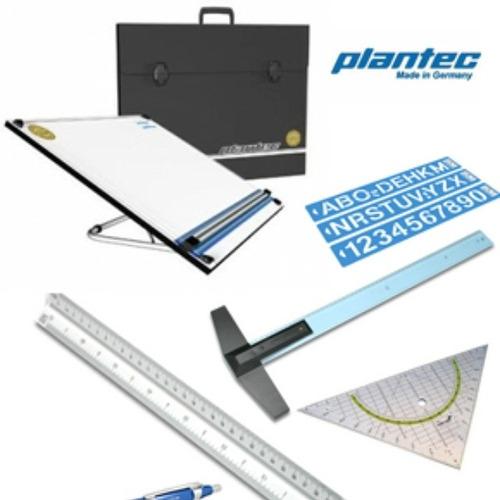 porta tablero dibujo tecnico plantec 50x60