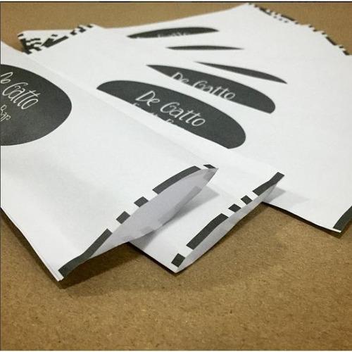 porta talheres saquinhos de papel personalizados c/2000 unds