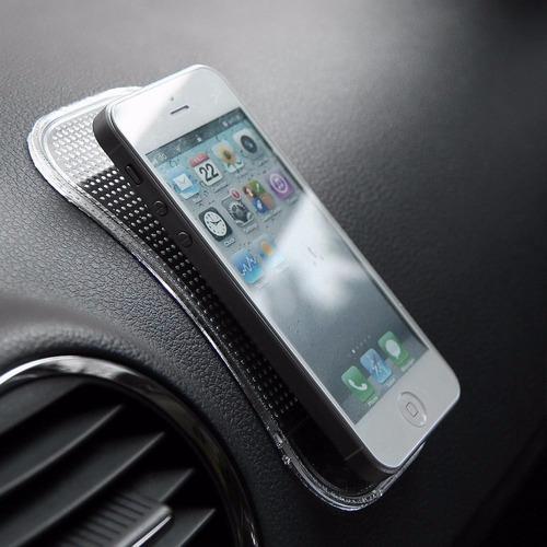porta telefono goma antideslizante adhesivo