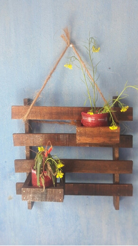 porta tempero e painel para plantas