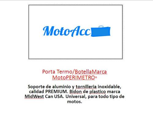 porta termo/botella marca motoperimetro®