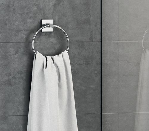porta toalhas argola de parede docol trip