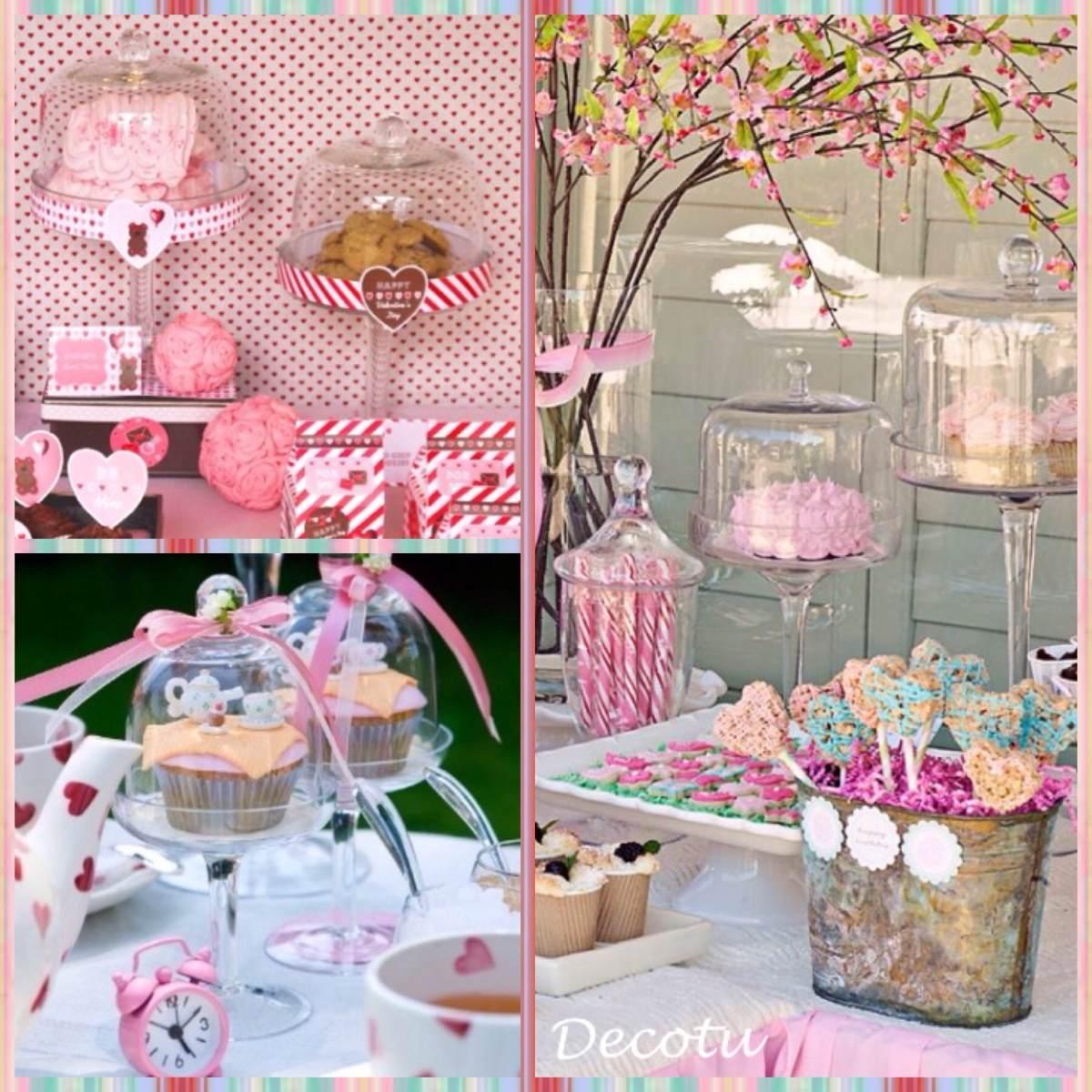 Porta Torta Cupcake Vidrio Base Candy Bar Mesa Dulce