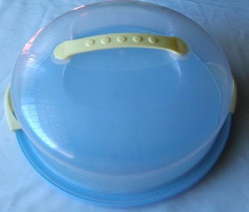 porta torta plastica 30 x 7