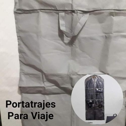 porta trajes para viaje, bolsa para transportar y guardar