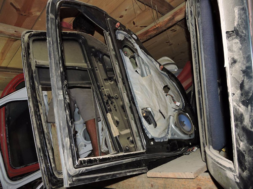 porta traseira dianteira tucson original