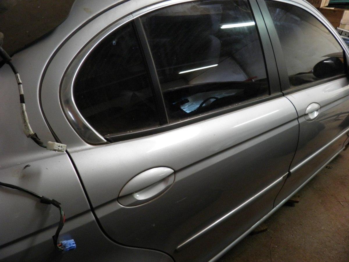 Porta Traseira Direita Jaguar X Type 2005. Carregando Zoom.