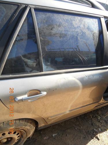 porta traseira direita marea turbo 2.0 98(sem acessorios)