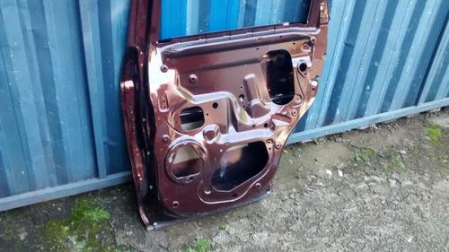 porta traseira direita mitsubishi asx original