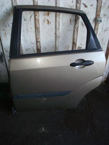 porta traseira esquerda ford focus 2008