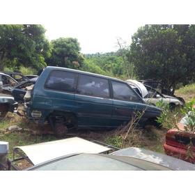 Porta Trazeira Ou Dianteira Direita Mazda Mpv 92-98