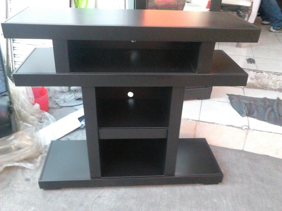 Porta Tv Sicilia 1 Chocolate Mdf Nuevo Muebles Marr N 1 155 00  # Muebles Sicilia