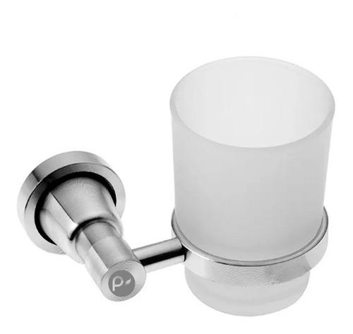 porta vaso lujo aluminio para baño alta calidad y acabo