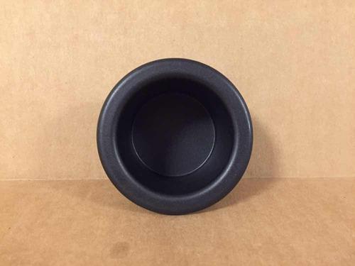 porta vaso negro para muebles y tapicería envío full!