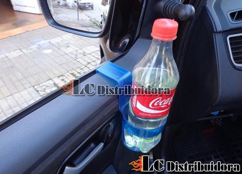 porta vaso termico lata plastico mate para auto, camioneta