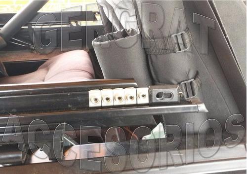 porta vasos para roll bar de rusticos jeep toyota y otros
