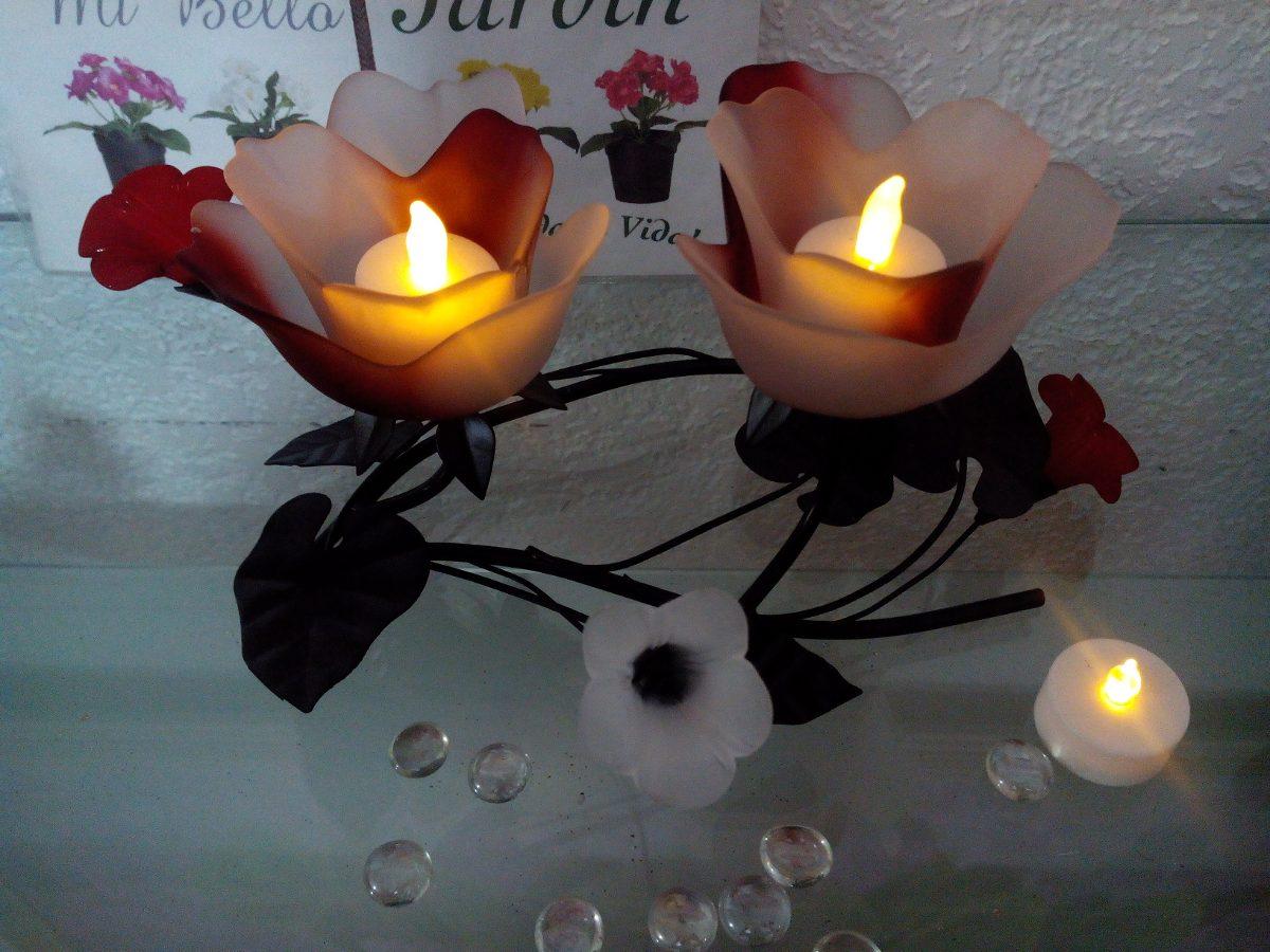 Porta velas navide o en mercado libre - Porta velas navidenas ...