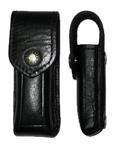 porta victorinox berasategui 100% cuero modelo hunter