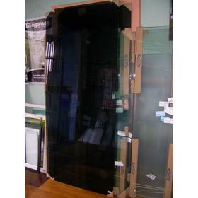 Porta Vidro Temperado Fumê 10 Mm Alt. 2178 X Larg. 950 Mm