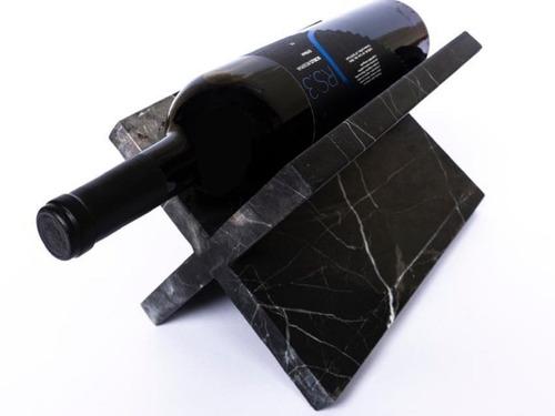 porta vino / cava de marmol