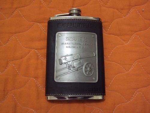 porta whisky soviets - importado!!!