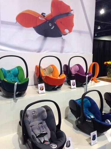 portabebe cybex cloud q base para auto silla bebe