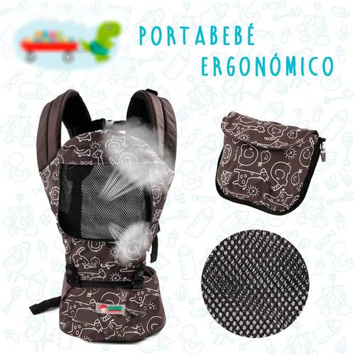 portabebe - mochila - ergonomico