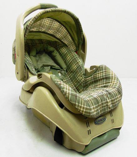 portabebe silla de carro para bebe graco importada