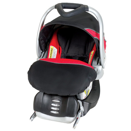 portabebes c/ base para carro baby trend flex loc infant car