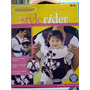 Portabebe Infantino Style Rider