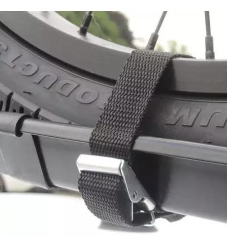 portabicicleta techo auto ruedas anchas rodado 29 universal