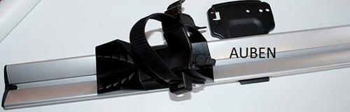 portabicicletas de techo tipo t diseño power ride 2015