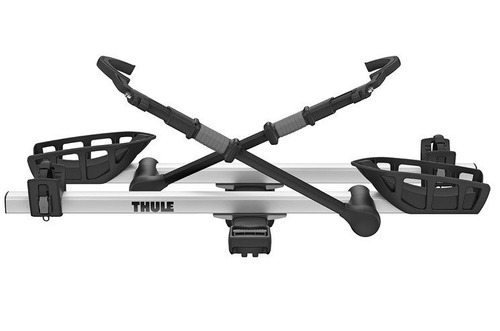 portabicicletas para el tiron t2 pro plata thule p/2 bicis