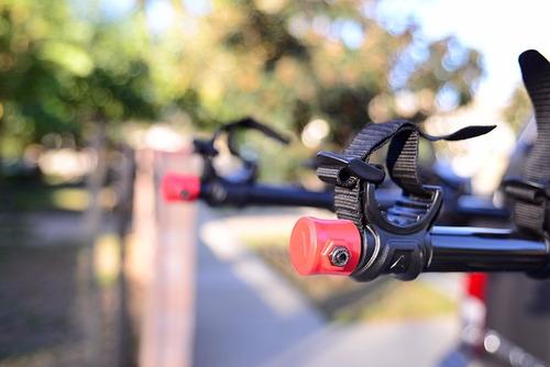 portabicicletas (rack) hitch 3 bicis allen sports