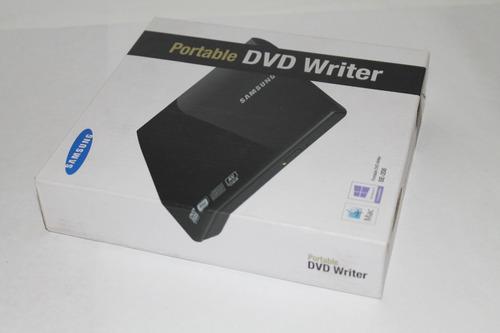 portable dvd writer samsung, quemador de discos